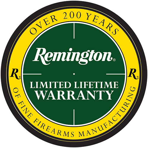 Remington Limited Lifetime Warranty