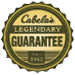 Cabela's Legendary Guarantee