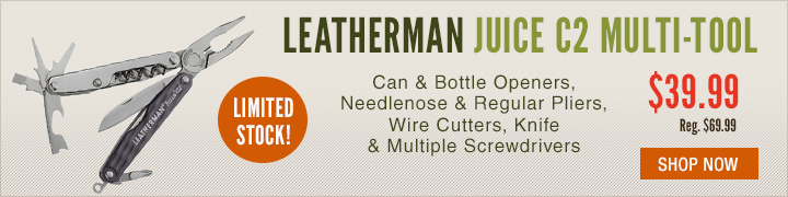 Leatherman Juice C2 Multitool