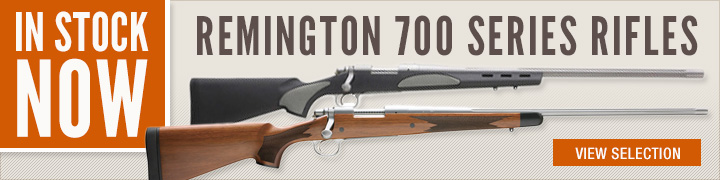 Remington 700 Series Rifles