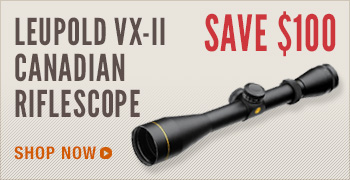 Leupold VX-II Canadian Riflescope