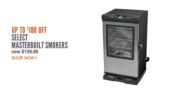 Select Masterbuilt Smokers