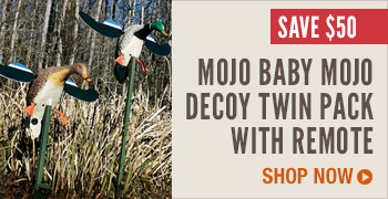 MoJo Decoy Twin Pack