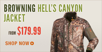 Browning Hell's Canyon Jacket